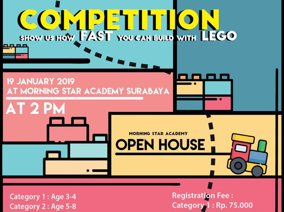 Speed Building Competition